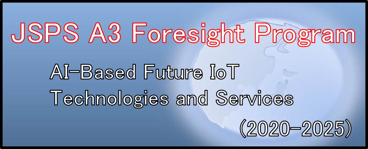 JSPS A3 Foresight Program