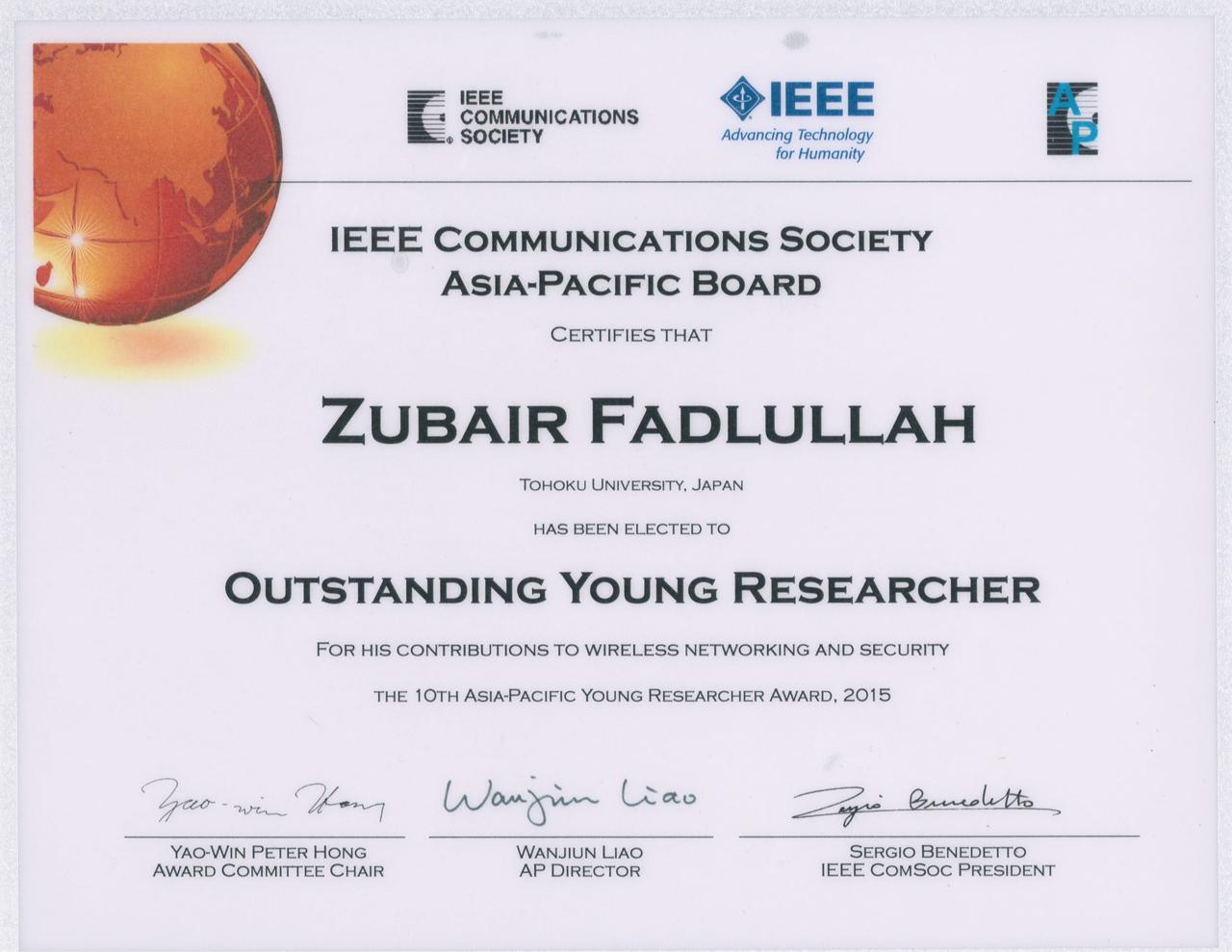 ieee-award-zubair